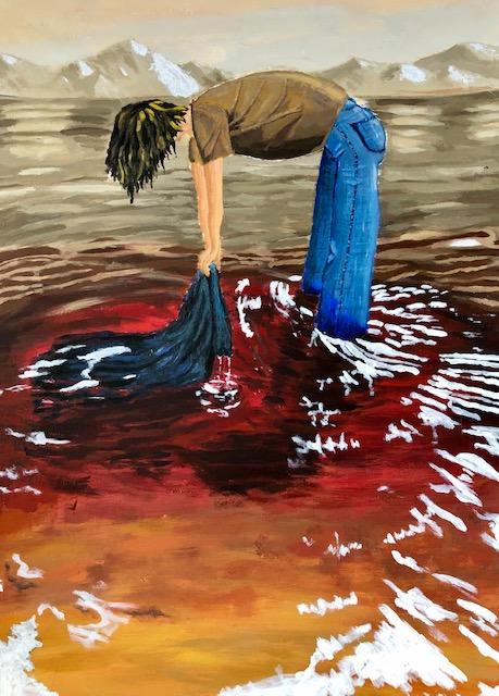 Tema: Konstnären Sara-Vide Ericson